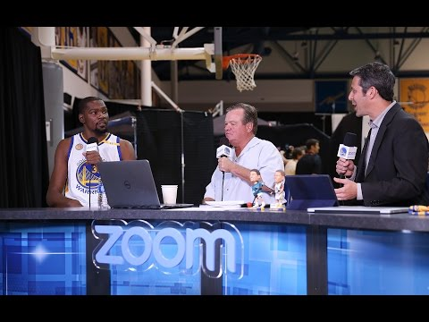 Warriors Live, Presented by Zoom