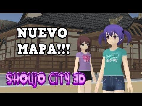 CITA CON MI NOVIA LOLI YANDERE EN EL NUEVO MAPA!!! SHOUJO CITY 3D