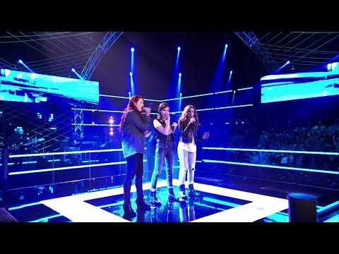 Britt, Sharmy & Julie - 'Not An Addict' | Battles | The Voice Kids | VTM