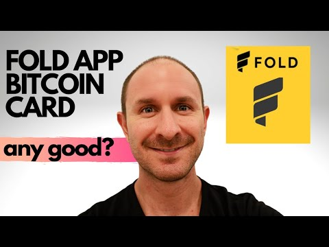 FOLD CARD - Better Than Crypto.com? Best Bitcoin Debit Card