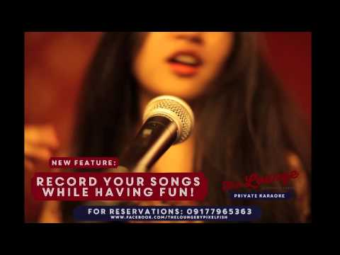 Say You Love Me by MYMP (Karaoke Recording) - The Lounge by Pixelfish Concept