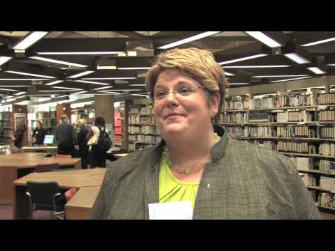 Brookens Library Shows Off Research Tools