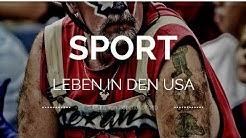 Die Amerikaner und der Sport! Football, Baseball, Soccer und Laufparadies?