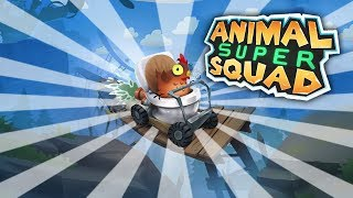 ESTOS NIVELES SON IMPOSIBLES! Animal Super Squad