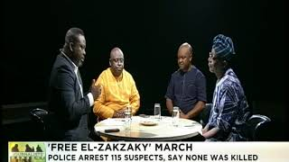 JH  17th April 2018 | Free El-ZakZaky March
