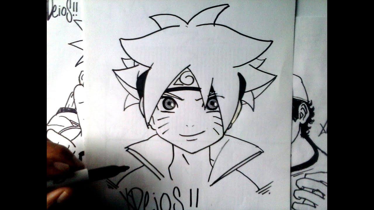 Dibujos Para Colorear De Kakashi: Dibujos Para Colorear De Naruto
