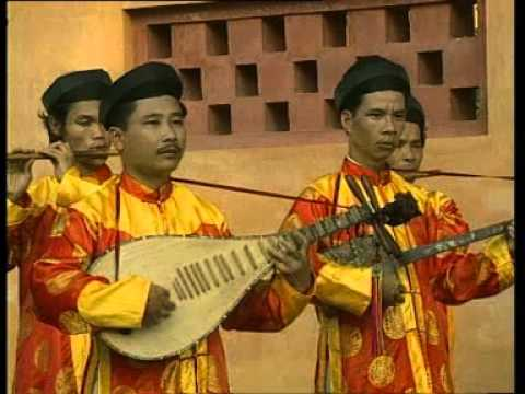 Hue royal court music(traditional music)- part 1