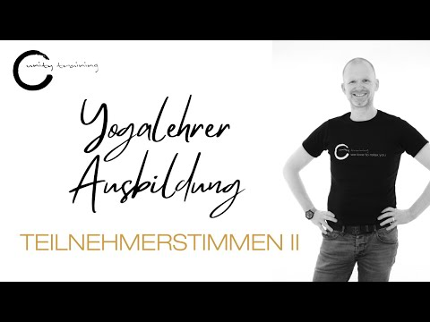 Yogalehrerausbildung | Teilnehmererfahrungen