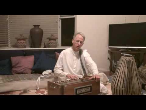 Bhajan - Mukunda Datta das - Hare Krishna - 2/4
