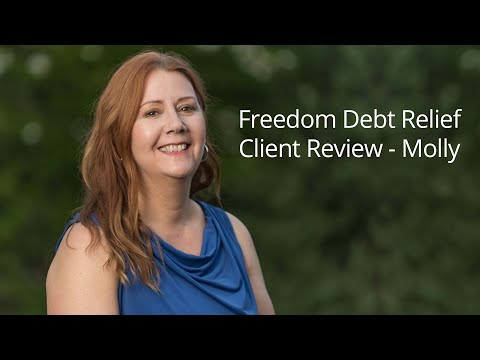 freedom-debt-relief-reviews---molly