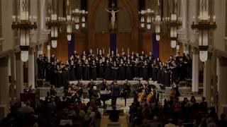 Glow by Eric Whitacre - LMU Concert Choir