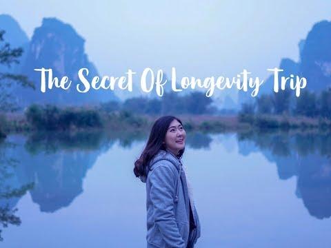 TRAVEL VLOG | Nanning, China | The Secret To Long Life