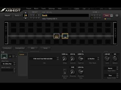 Help, My Guitar Tone Sucks! - Modeller Edition
