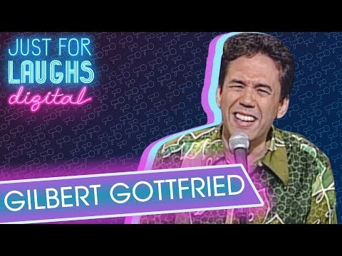 Gilbert Gottfried Stand Up - 1994