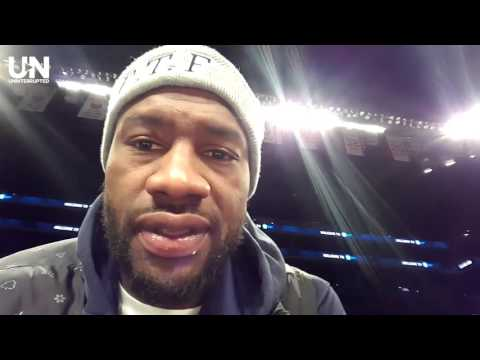 Tony Allen Talks About What Marc Gasol's Injury Means