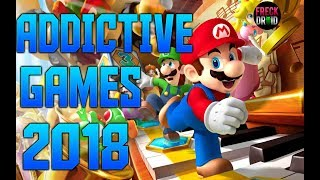 Top 10 Best Addictive Android Games February 2018 Offline