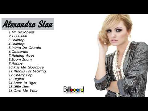 The Best Songs Of Alexandra Stan