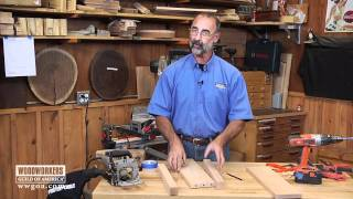 Woodworkers Guild Of America - Leg-to-rail Joinery Methods Using Pop-up Side Table Plan #49888