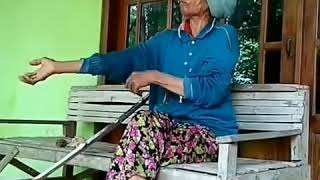 Wong tuek misuh misuh cok