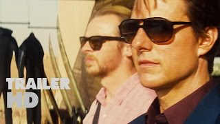 Mission Impossible - Rogue Nation Official Trailer 2 2015 - Tom Cruise Action Movie HD
