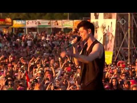 The Script - Hall Of Fame Live