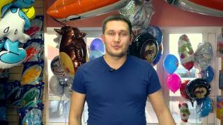 видео Воздушные шары с доставкой