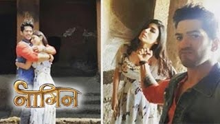 Naagin's Mouni Roy & Amit Tandon To Sizzle In A Music Video