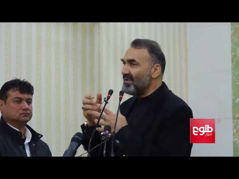 Noor Once Again Warns Of Mass Protests / هشدار تازۀ عطامحمد نور به حکومت