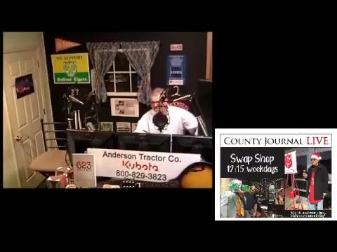 WMOD Radio County Journal Live w/Debbie Armour from HC Community Health Cetner