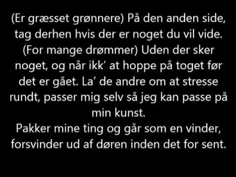 Troo.l.s & Orgi-E - Inden Det For Sent Lyrics