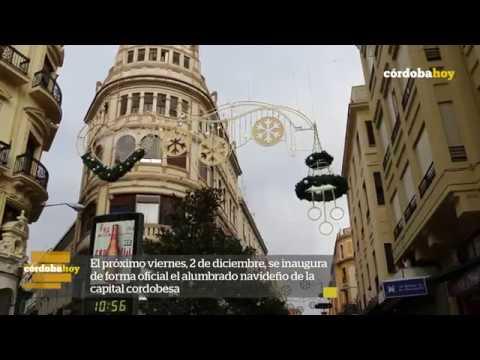 Ya huele a Navidad en Córdoba