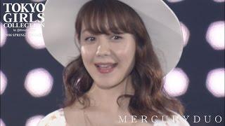 MERCURYDUOステージ トリンドル玲奈、池田エライザ、新木優子、中条あや...