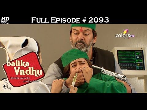 Balika Vadhu - 12th January 2016 - बालिका वधु - Full Episode (HD)