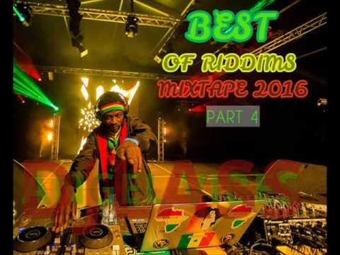 Best Of Riddim Mixtape (Part4)Feat. Queen Ifrica, Ky-Mani Marley, BeenieMan,Sizzla,(July 2016)