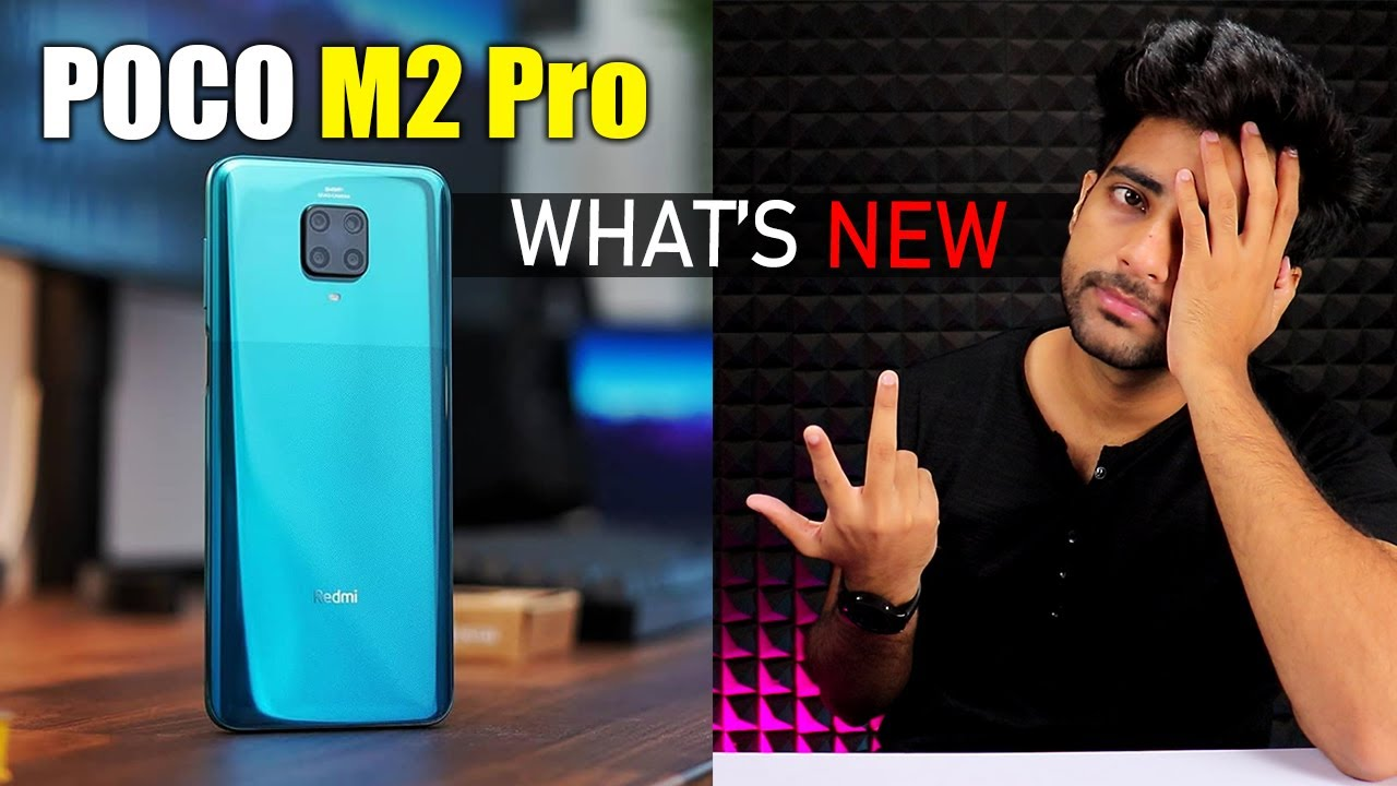 Is POCO M2 Pro same as Redmi Note 9 Pro ? What's New 🔥