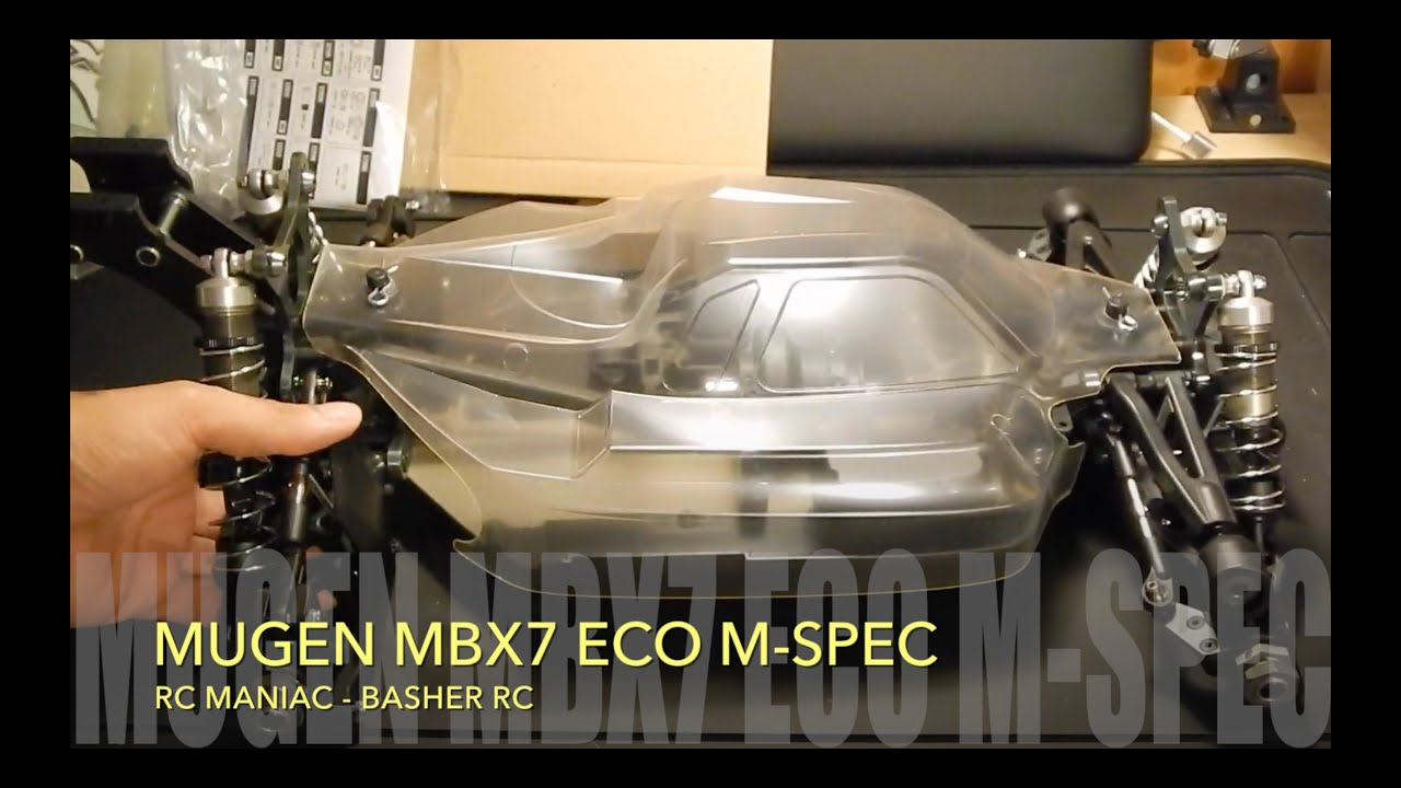Mugen Mbx7 Eco M Spec Unboxing First Impressions Youtube