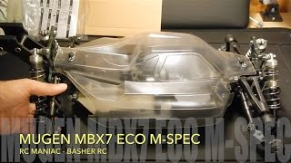 Mugen MBX7 Eco M-SPEC - Unboxing & First Impressions