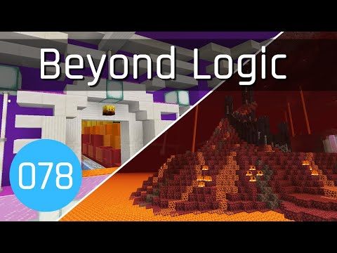 Beyond Logic #78: Nether Decorations | Minecraft 1.13