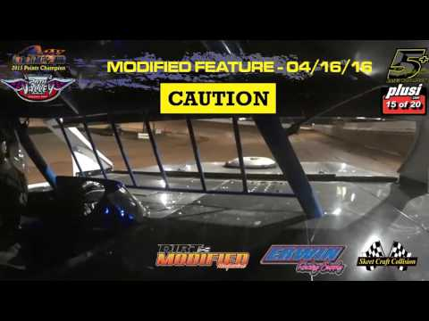 Path Valley Speedway - Front Camera - Feature April 16, 2016