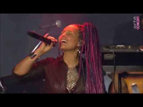 Alicia Keys - In Common Live