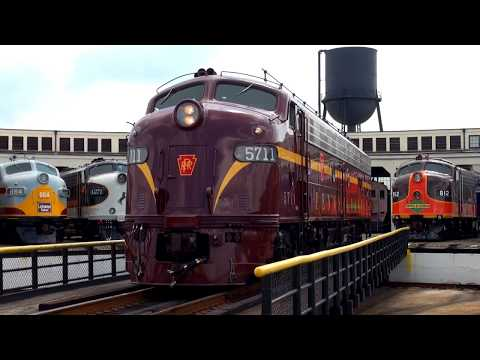 Streamliners at Spencer