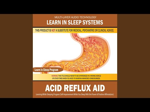 Acid Reflux Aid: Learning While Sleeping Program (Self-Improvement While You Sleep With the...