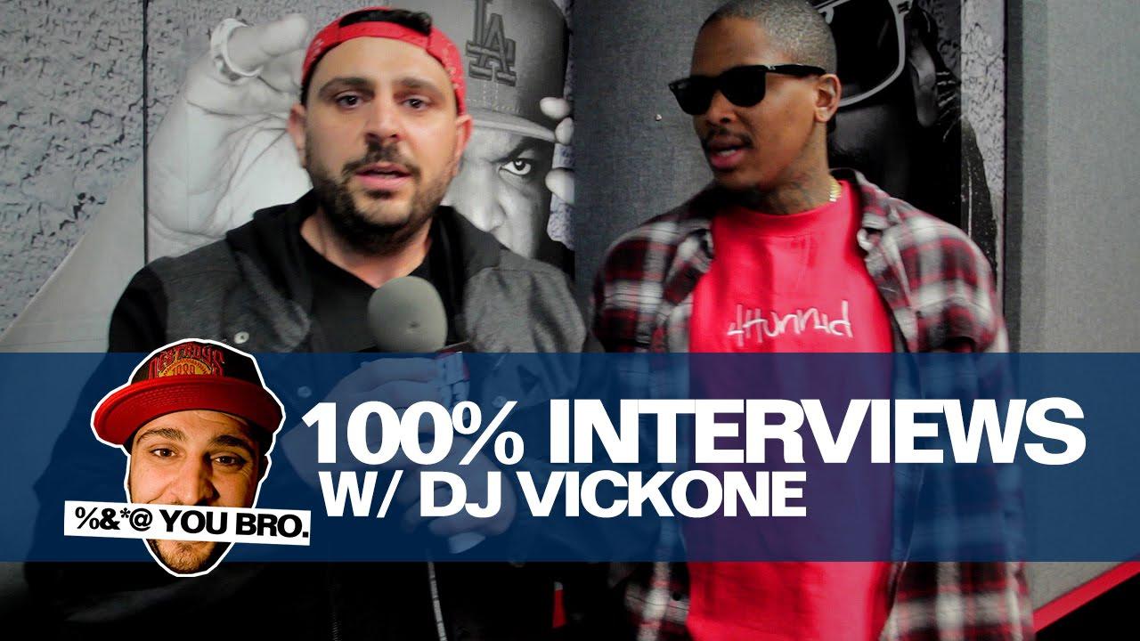 Download 400% INTERVIEWS W/ DJ VICKONE AND YG!!!
