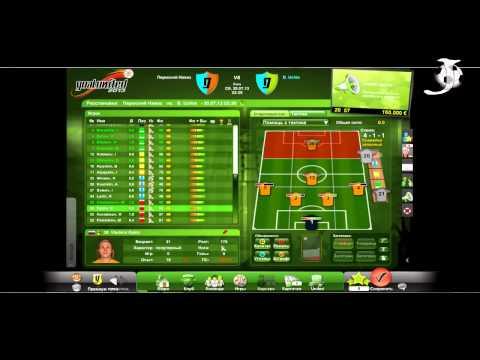 Обзор онлайн игры Goalunited