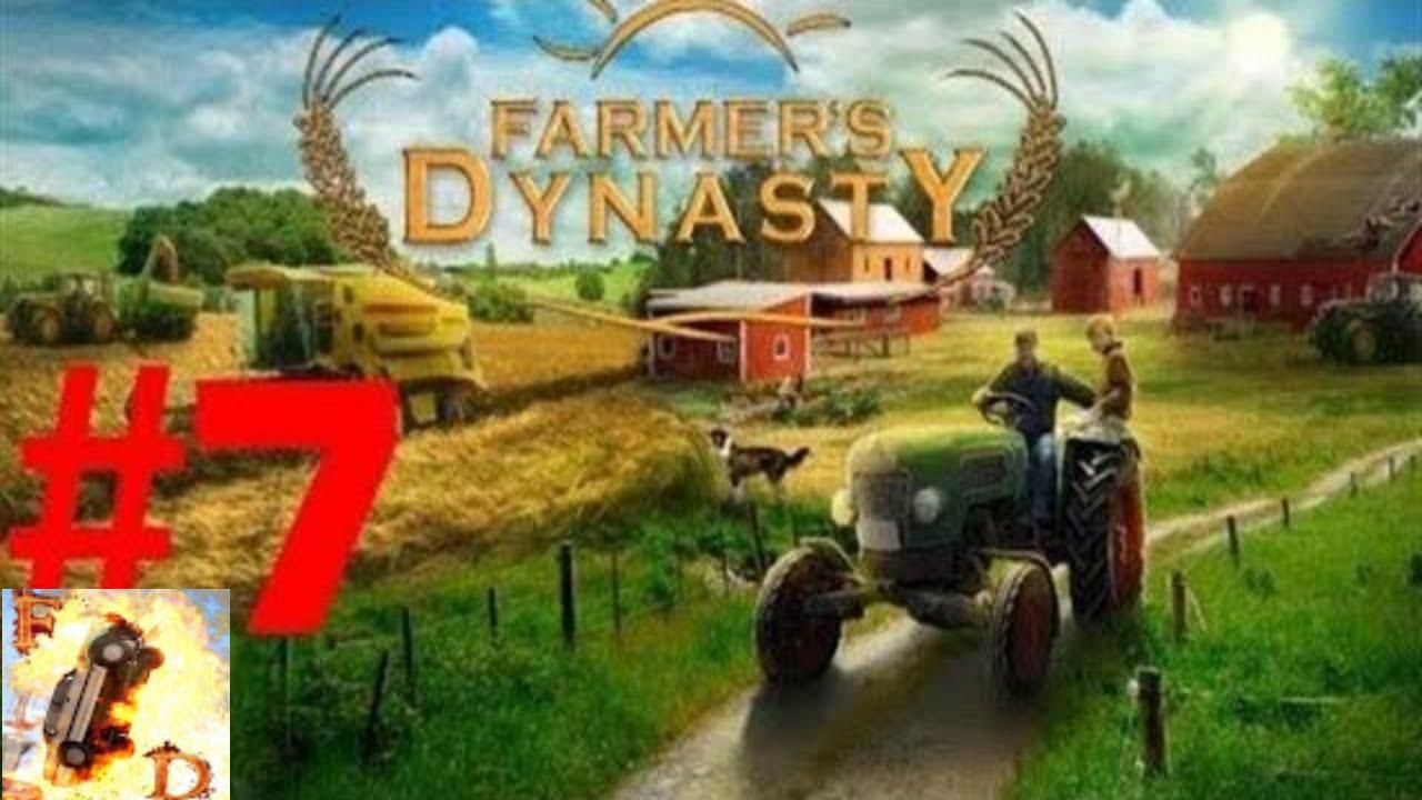 Download Farmer's Dynastie (Fr) / On Attaque la Rénovation de Notre Ferme #7
