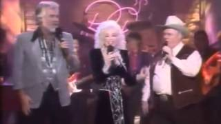 Dolly Parton  Guests Blaze of Glory on Dolly Show 1987/88 (Ep 13, Pt 10)