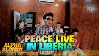 PEACE LIVE IN LIBERIA Live COVER by Andi DJ featt Pras 3W