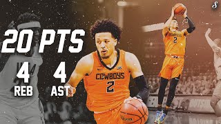 Cade Cunningham With Another 20 Point Ball Game | Full Highlights vs TSU | 20 Pts, 4 Rebs & 4 Ast!