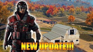 CoD Blackout // New Update // EMP // Helicopter new seat // Blue Damage // PS4 Gameplay // Savage