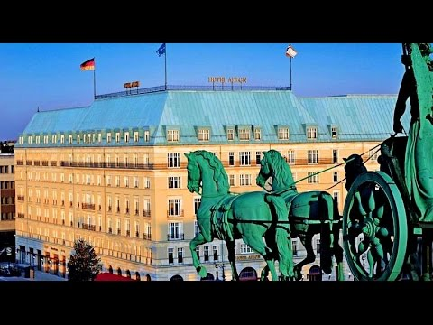 Hotel Adlon Kempinski Berlin 5* - Berlin - Germany